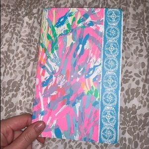 Lilly Pulitzer daily planner